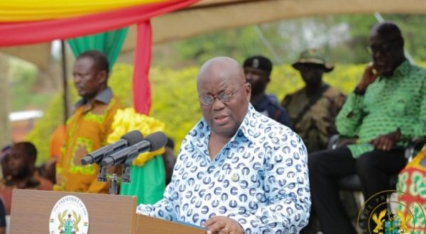 We haven't imported maize after planting for food & jobs – Nana Addo