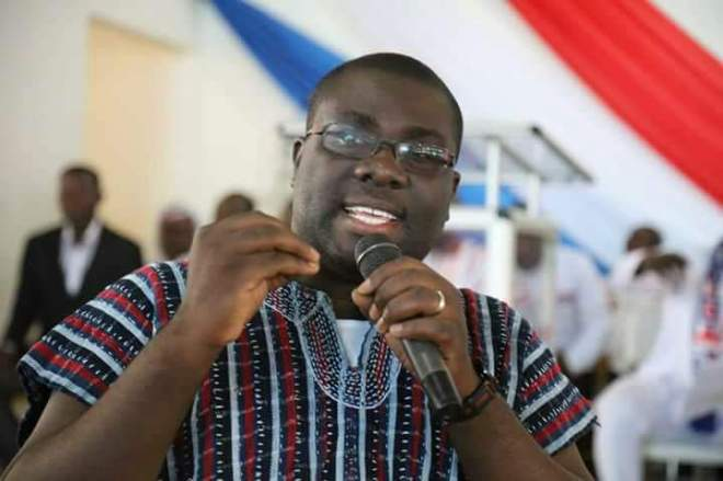 National Youth Organizer of the NPP, Sammi Awuku