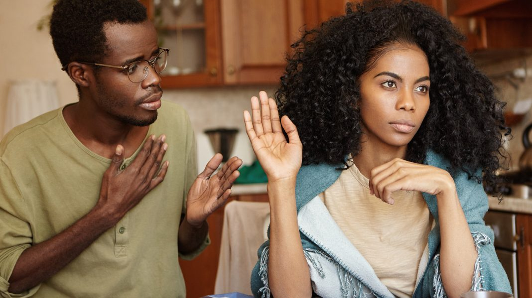 How to resolve conflict in relationships