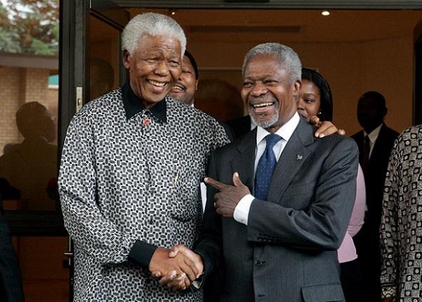 Kofi Annan was incomparable – UG mourns former Chancellor