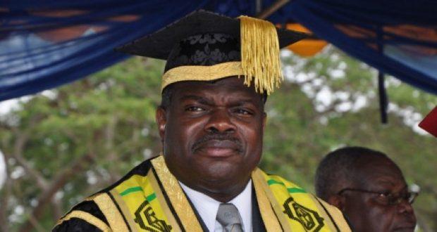 Prof. Ernest Aryeetey, former Vice Chancellor, University of Ghana
