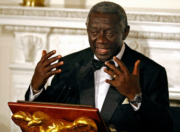 'No donor comes because they love us; we must negotiate wisely'– Kufuor