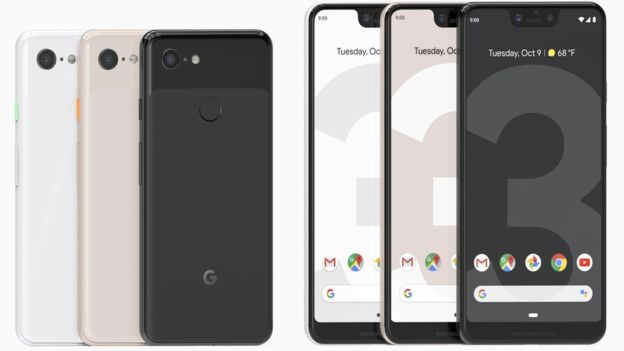 Google Pixel 3 phones launch during privacy storm