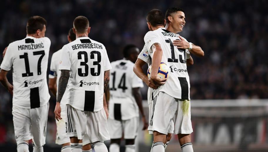 Serie A: Cristiano Ronaldo stars as Juventus beat Napoli