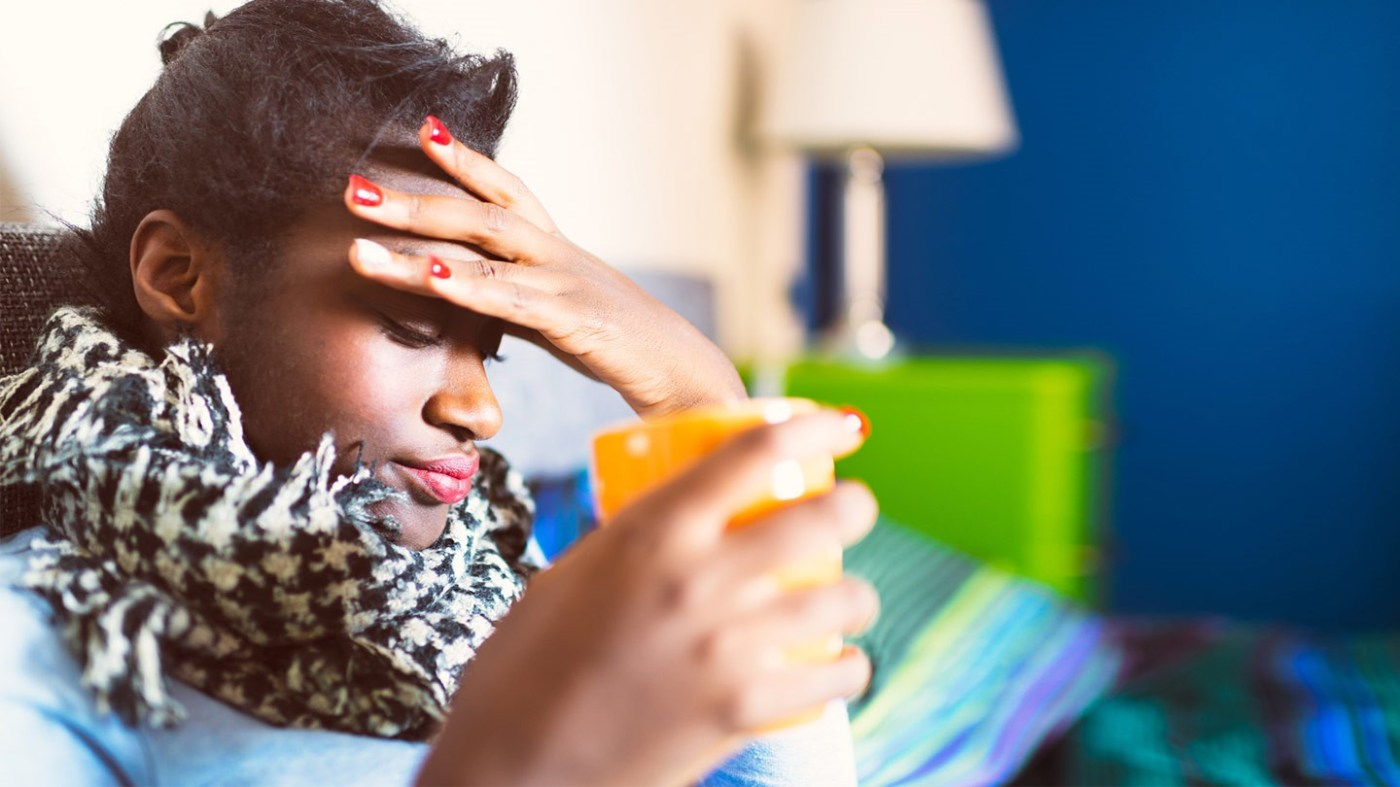 The scientific reason you may suffer from worse colds than others