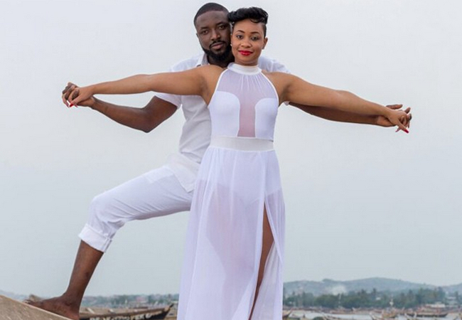 My wife was jealous of my romantic roles in movies – Elikem