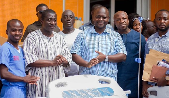 NPP to vet Kufuor's son Edward Agyekum; 5 others for Ayawaso West Wuogon primaries