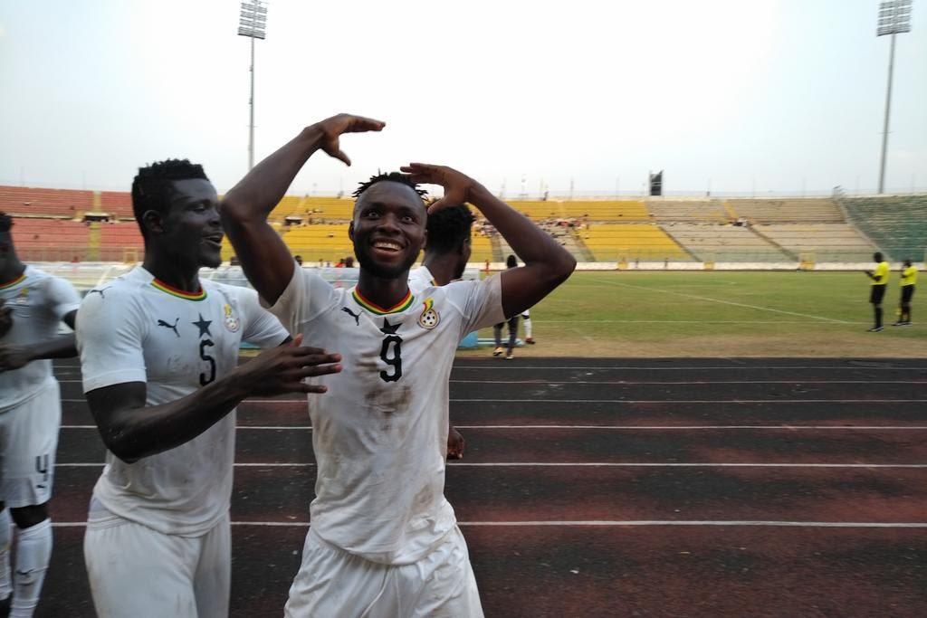 U-23 AFCON qualifier: Black Meteors get huge 5-1 victory over Togo