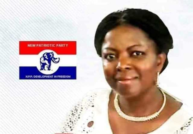 Agyarko's widow wins NPP Ayawaso West Wuogon primary