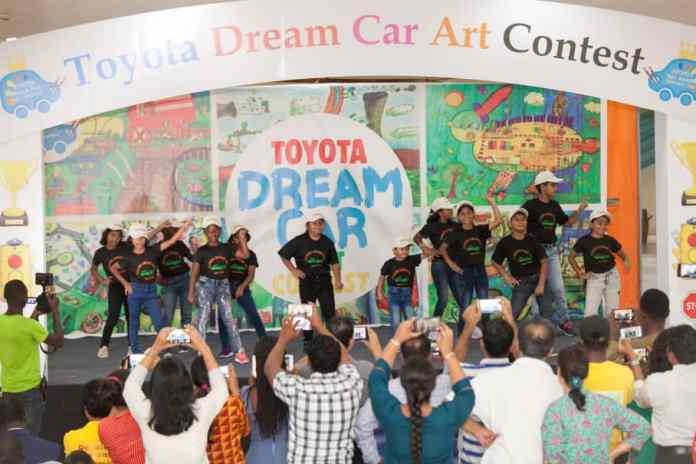 DPS International grabs 26 medals in Toyota Dream Car Art Contest 1
