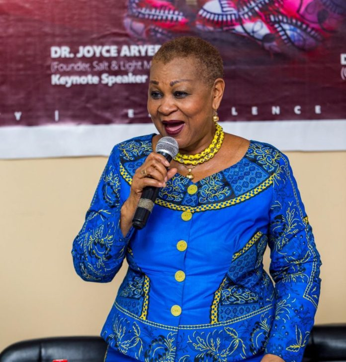 Embrace Challenges of Great Leadership – Joyce Aryee to Central University Students 1