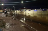 Nkrumah interchange, other parts of Accra flooded after heavy rain