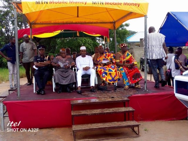 C/Region: 2019 Aboakyere festival takes off in Winneba 2