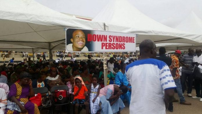 Photos: Charismatic Evangelistic Ministry to build 2000 acre Ability Vilage for the Disabled in Ghana 2