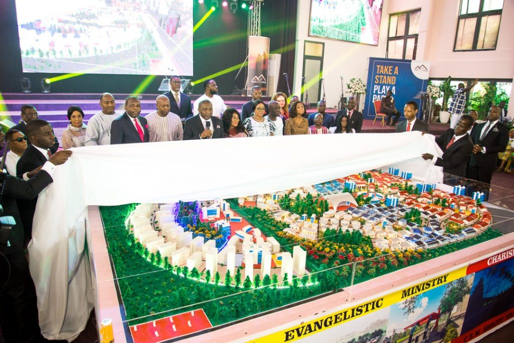 Photos: Charismatic Evangelistic Ministry to build 2000 acre Ability Vilage for the Disabled in Ghana 8