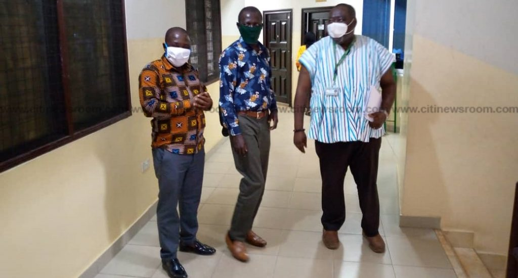 KNUST SHS student's death: Committee presents report to GES 1