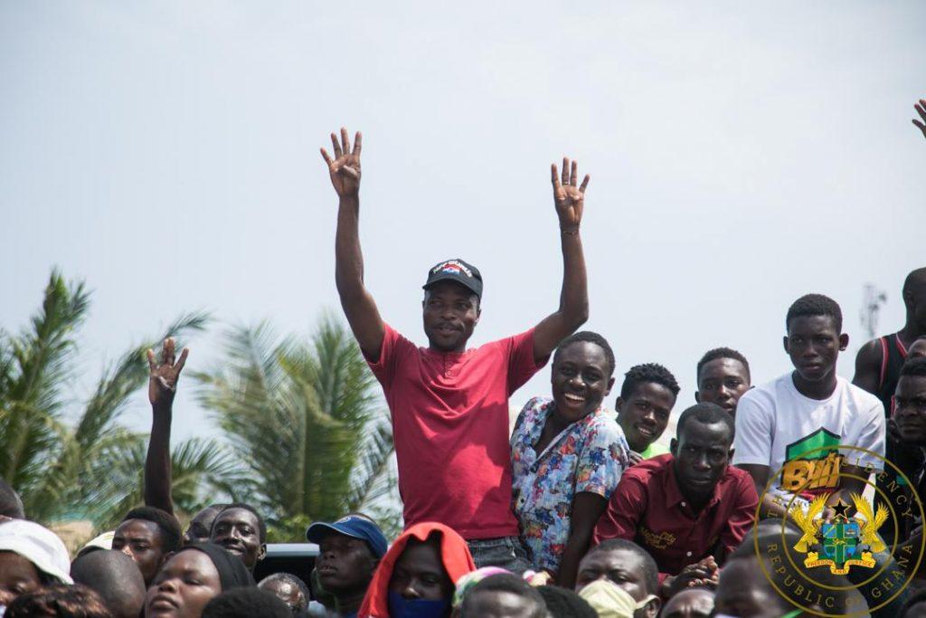 No political, ethnic agenda against Volta Region – Nana Addo