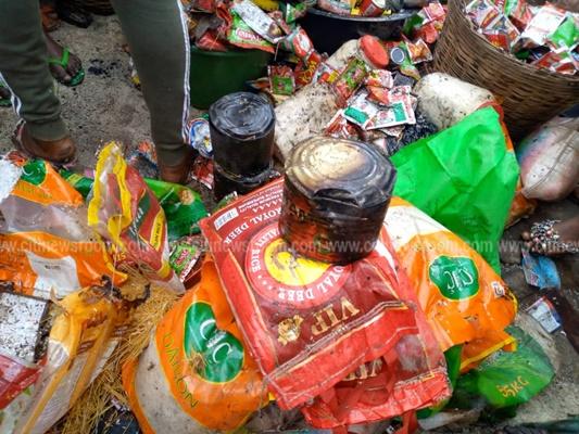 Fire Destroys Part Of Kumasi Central Market – Photos 3