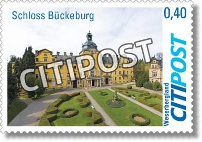 CITIPost Weserbergland - Schlösser - Markenbogen