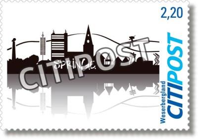 CITIPost Weserbergland - Springe - Einzelmarken
