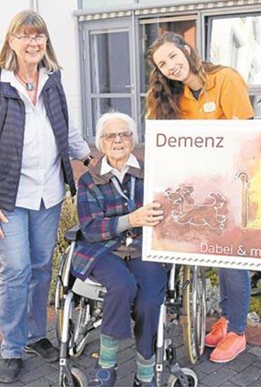 Demenz – dabei und mittendrin