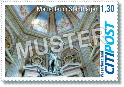 CITIPost Weserbergland - Schaumburg 2019 - Einzelmarken