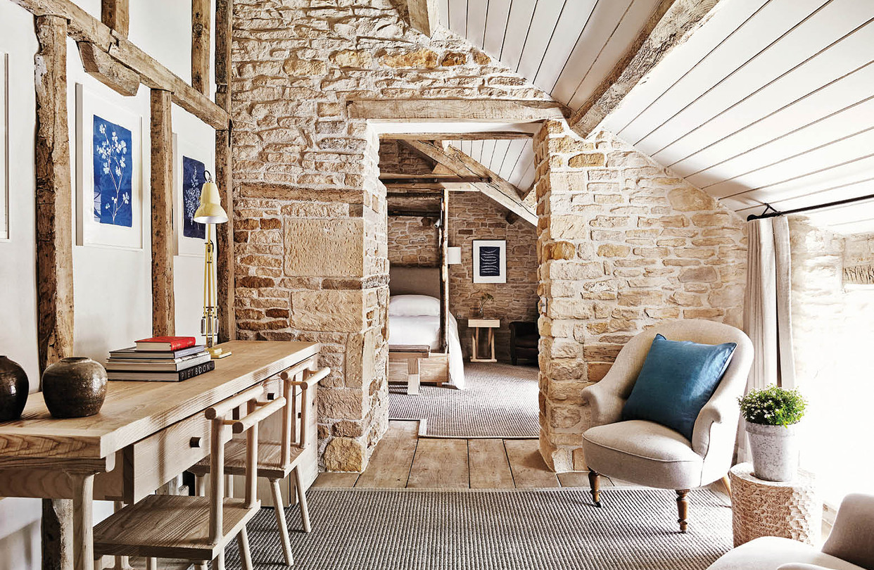 A UK country getaway at The Wild Rabbit Englands poshest pub