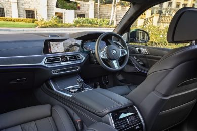 x3 389x259 - BMW X7 is pure heaven – The Citizen