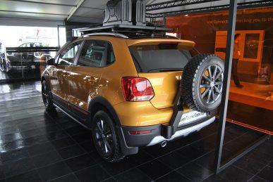 v3 4 387x259 - Sound enhanced Volkswagen Polo Vivo joins 'go-anywhere' Dune Concept at F.o.M – The Citizen
