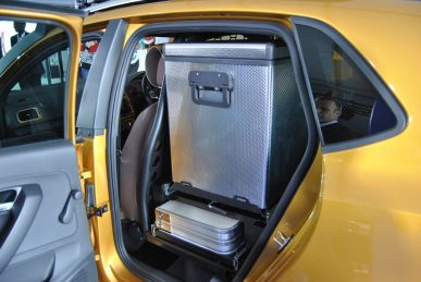 v5 387x259 - Sound enhanced Volkswagen Polo Vivo joins 'go-anywhere' Dune Concept at F.o.M – The Citizen