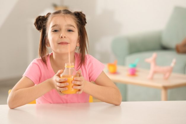 5 Superfoods to help your child focus at school