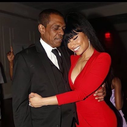 Driver arrested for allegedly killing Nicki Minaj's father in hit-and-run