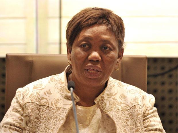 FILE PICTURE: Basic Education Minister Angie Motshekga. (Photo: GCIS)