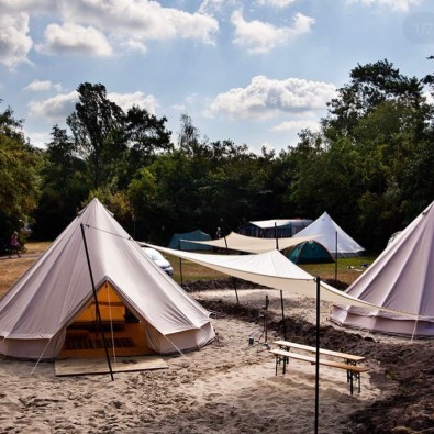 Camping Buitenland