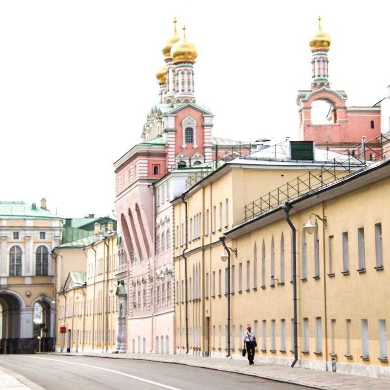 Reizen naar rusland, Kremlin