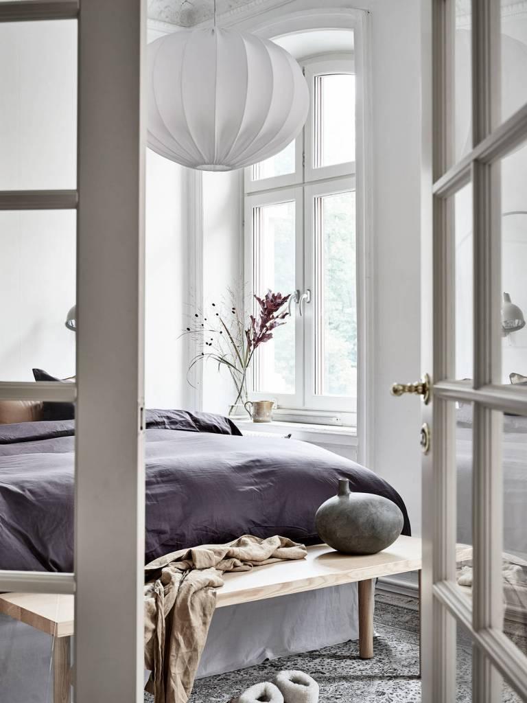 Stadshem slaapkamer