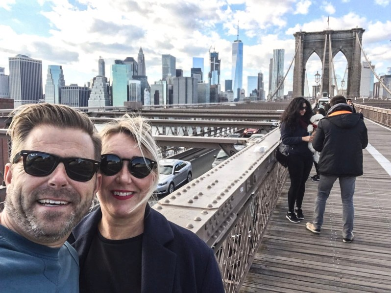 New York interview Sabrina Visual voor vakantie flow van Citizen of