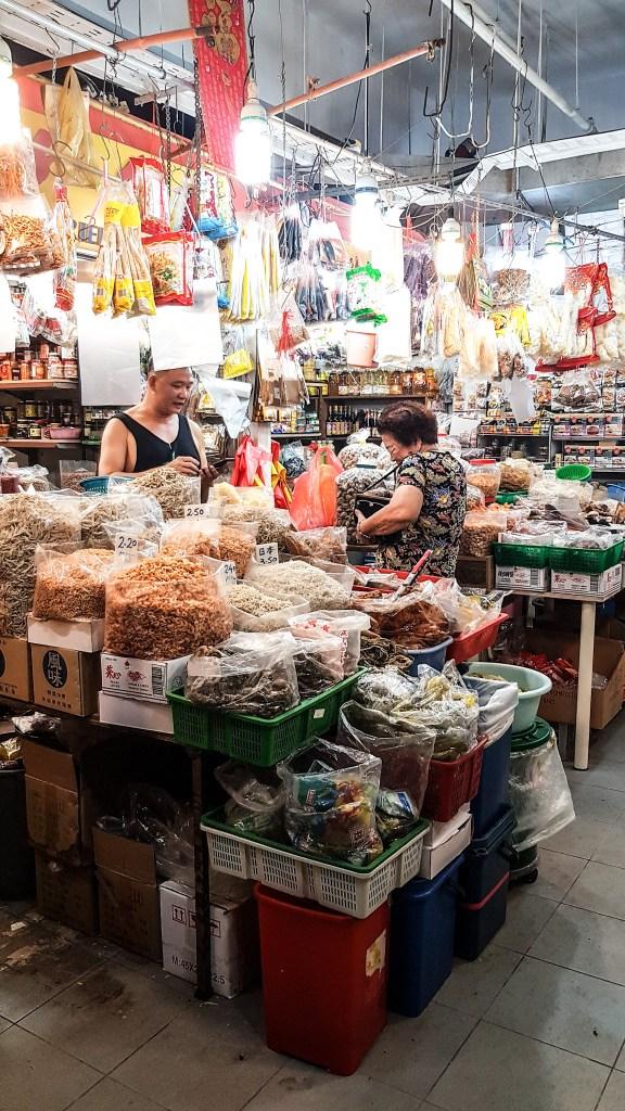 Singapore markt