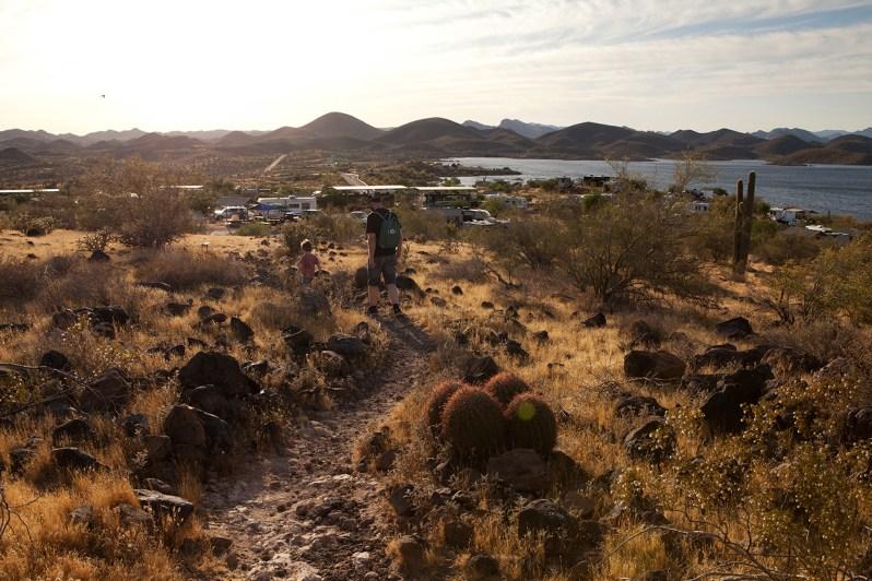 Lake-Pleasant-Arizona-Roadrunner-Campground