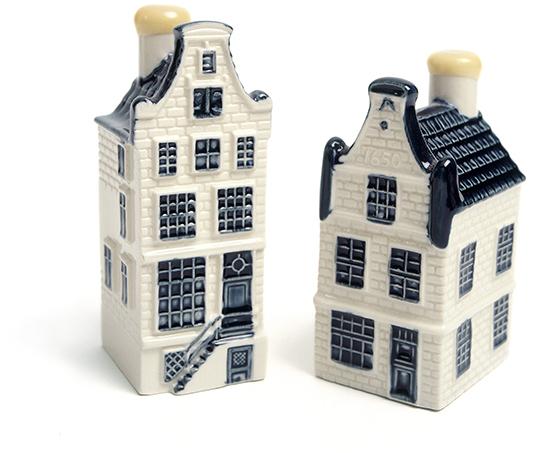 KLM-huisjes-stadstour-miniatuur