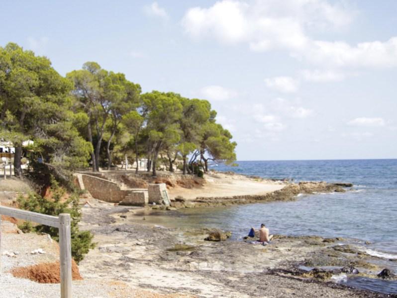 Ibiza Baai