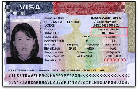 Where can I find my Alien Registration Number?   CitizenPath