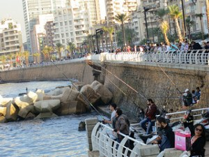 Corniche, Beirut