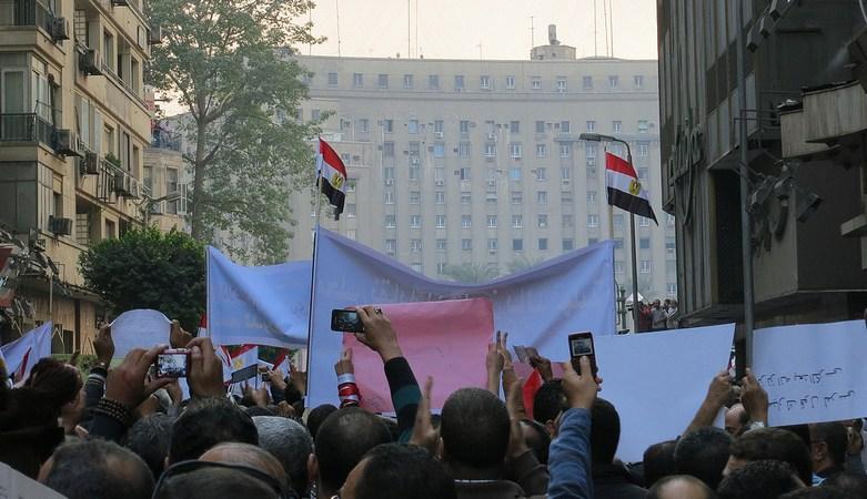 One Year Since My Tahrir