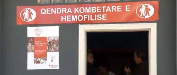 Qendra e Hemofilise në QSUT. Citizens Channel