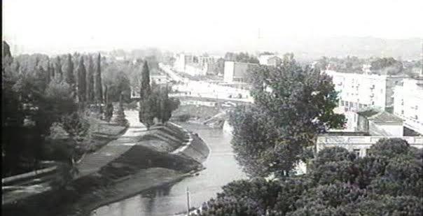 Rrjedha e lumitt Gjanicë në vitet 70' ndotje Fier Citizens Channel