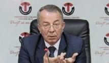 Dhori Kule, Dekan i Fakultetit të Ekonomisë në Universitetin e Tiranës.