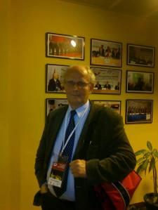 Prof.Dr. Kristaq Bërxholi, pedagog pranë fakultetit të Veterinarisë në Universitetin Bujqësor. Foto: Private