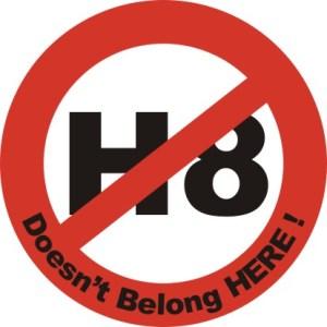 Hate Crime Badge