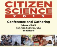 Citizen Science Association 2015 Flyer